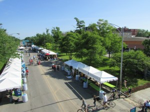 Or watch the street fair below on Humboldt Avenue on opening day, June 6.